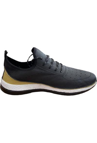 James Franco 5631 Erkek Günlük Rahat Spor Ayakkabı Siyah