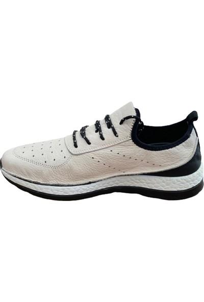 James Franco 5631 Erkek Günlük Spor Ayakkabı Beyaz