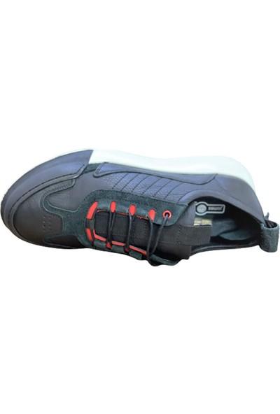 James Franco 6400 Erkek Comfort Günlük Spor Ayakkabı Siyah