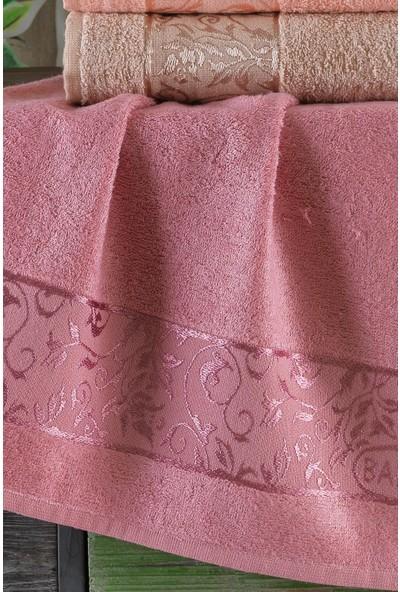 Mari Home Nora Bambu 3'lü 50X90 cm El ve Yüz Havlu Seti