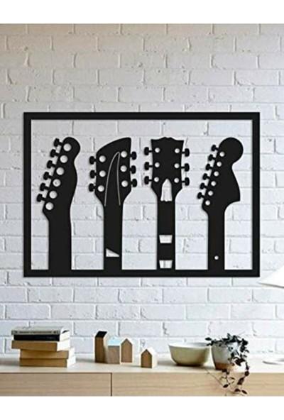 3A Lazer Pleksi Gitar Duvar Süsü