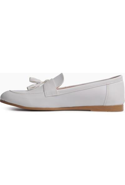 Park Fancy Beyaz Kadın Günlük Ayakkabı