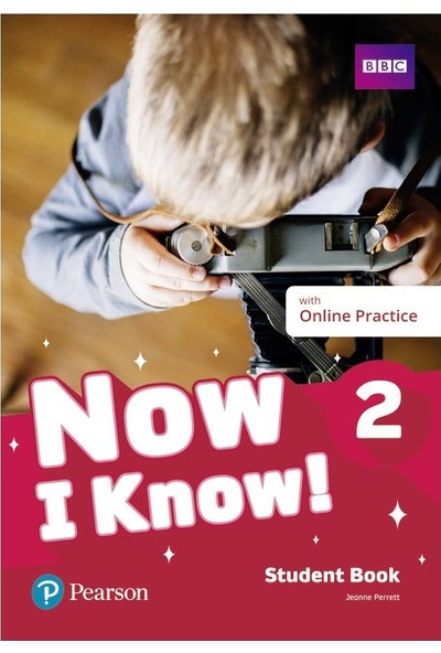 Pearson Education Yayıncılık Now I Know 2 Student's Book With Online Practice + Workbook