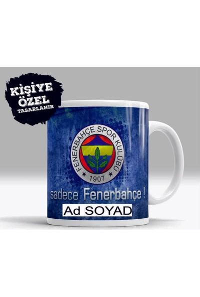 3er Ajans Sağdıç 3 Yön Baskı Fenerbahçe