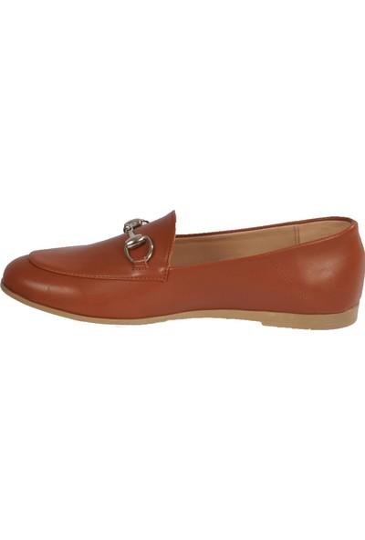 Park Fancy Taba Kadın Günlük Ayakkabı