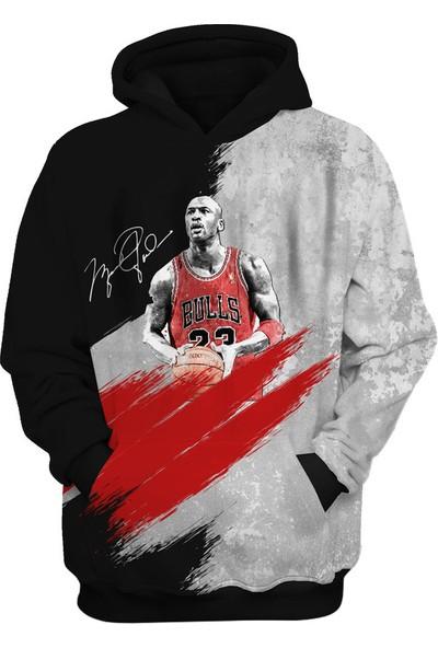 Starter Michael Jordan 3D Hoodie
