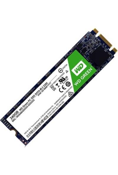 Wd Green M.2 2280 Sata 3 120G 240G 480GB 6gb/sn SSD (Yurt Dışından)