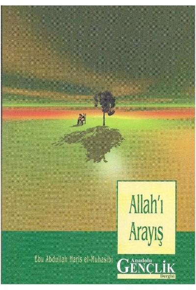İlke Yayıncılık Allah'ı Arayış - Ebu Abdullah Haris El-Muhasibi