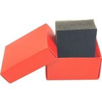 Özer Kutu Kırmızı Karton Yüzük Kutusu (Içi Süngerli) 50 Li Paket