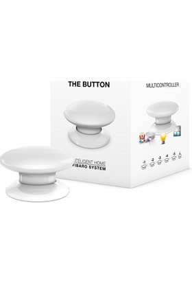 Fibaro Button 101-1 Beyaz