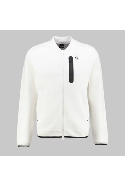 Sarar Beyaz Sweatshirt Beyaz - Xxl
