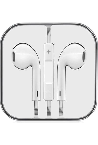 Syrox Kulakiçi Kulaklık 3.5mm Jaklı Apple Huawei Lg Zte Honnor Oppo Xiaomi Uyumlu Mikrofonlu