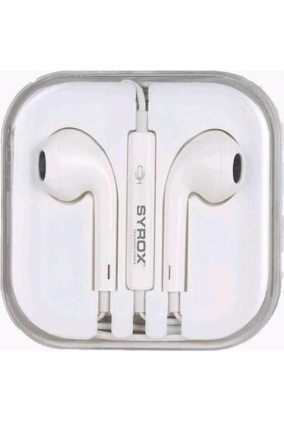 Syrox Hhm - Hhm - Lightning Bluetooth Kulaklık Iphone 5 / 6 / 7 / 8 / Xs / Xsmax / 11 /12 (Bütün Iphoneler)