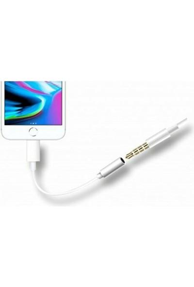 Güse Apple Apple iPhone Lightning 3.5mm Kulaklık Dönüştürücü