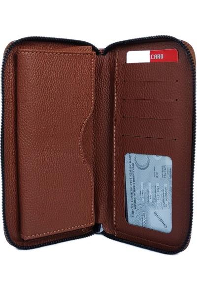 Aksesuarfırsatı Sony Xperia E5 Üniversal Cüzdanlı Telefon Kılıfı