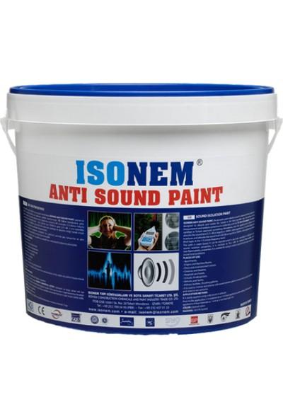 Isonem Anti Souund Paint Ses Yalıtım Boyası 18 kg