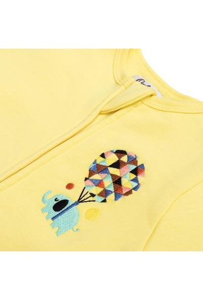 Owli Uyku Tulumu Comfy Plus Sarı