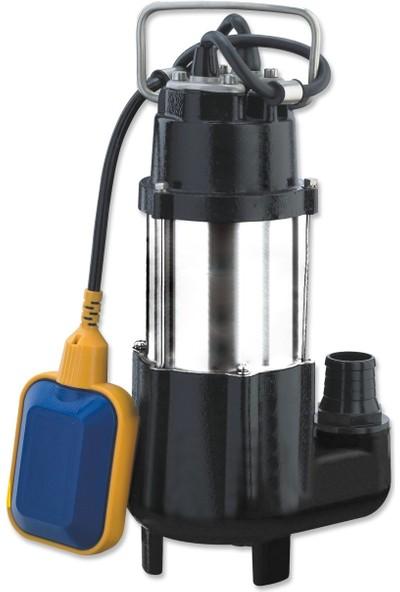 Impo V250 F 220V Kirli Su Drenaj Pompası