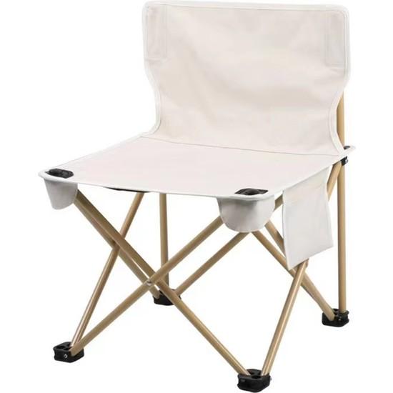 Shopfocus Katlanır Kamp Sandalyesi Açık Sırt Çantasıyla Kampçılık L (Yurt Dışından)