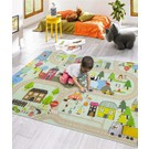 Koza Halı Style 1003 Çocuk Halısı Oyun Halısı 160 x 230