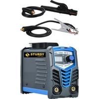 Sturdy Power Tools Special Model Technology Super Ultrasonıc 200 Amp Dijital Göstergeli Invertör Kaynak Makinası