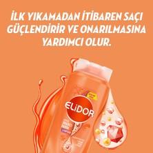 Elidor Superblend Saç Bakım Şampuanı Anında Onarıcı Bakım Vitamin C Keratin & Seramid 650 ML 1 Adet