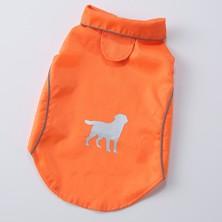 Hong Store Su Geçirmez Evcil Hayvan Ceketi (Yurt Dışından)