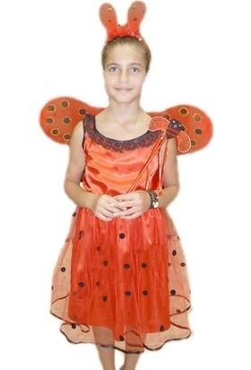 Kostüm Sarayı Uğur Böceği Kostümü