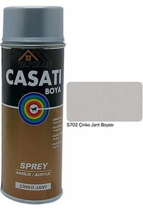 Casati Sprey Çinko Jant Boyası 400 ml