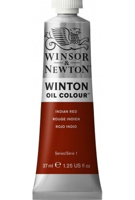 Winsor & Newton Wınsor Newton Winton Yağlı Boya 37 ml 317 Hint Kırmızı 23