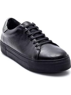 Derimod Kadın Deri Sneaker