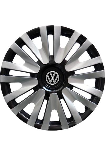 Serkan Auto Volkswagen Caddy 15'' Inç Jant Kapağı 4 Adet 1 Takım 3003