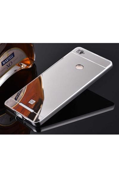 Evastore Xiaomi Redmi 3s Kılıf Aynalı Bumper