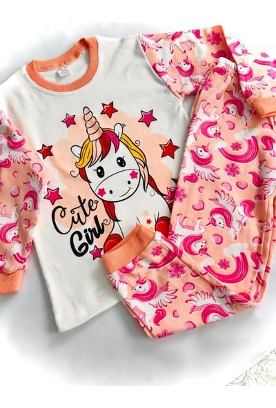 CnsAccessory Unicorn Pijama Takımı