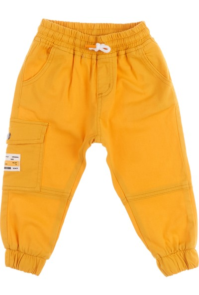 Mutlu Kids Armalı Erkek Gabardin Pantolon