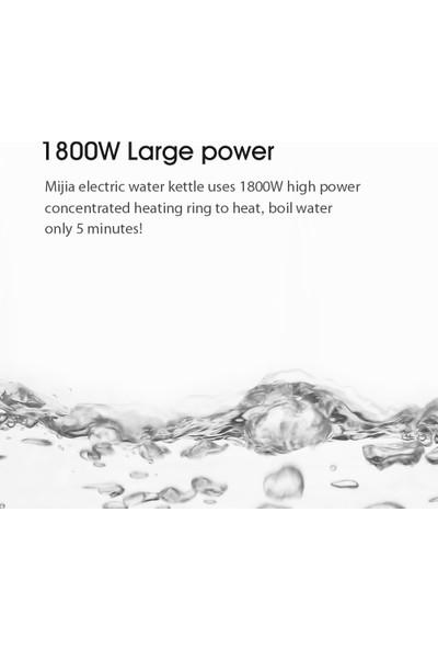 Xiaomi Mijia Elektrikli Su Isıtıcısı 1A 1.5l Hızlı (Yurt Dışından)