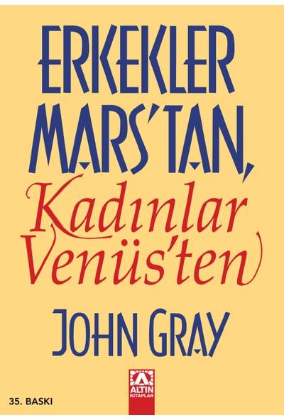 Erkekler Marstan Kadınlar Venüsten - John Gray