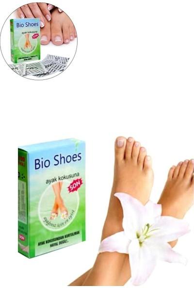 Bio Shoes Ayak Kokusu Önleyici Toz Ayakkabı Ter Koku Giderici