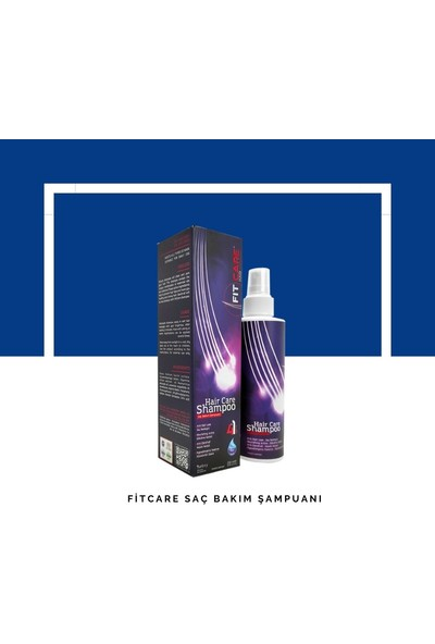 Fit Hair Fitcare Hair Şampuan (4 In 1)