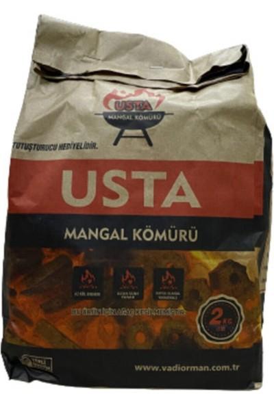 Usta Mangal Kömürü 2kg