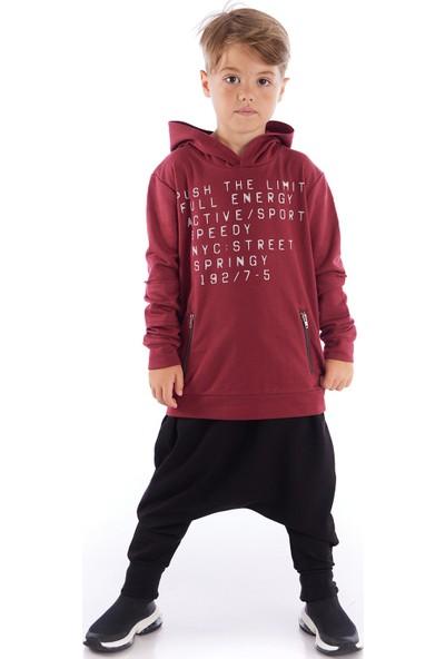 Colorinas Active Sweatshirt Bordo
