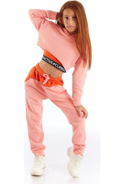 Colorinas The Crop Sweatshirt