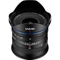 Laowa Venus Optics 17 mm F/1.8 Lens Mft
