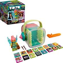 LEGO® Vidiyo™ Folk Fairy Beatbox 43110 Yapım Seti Oyuncağı; Çocukları Kendi Müzik Kliplerini Yönetmeye ve Oynamaya Teşvik Edin (89 Parça)