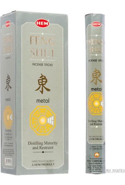 Hem Tütsü Hem - Feng Shui Metal Elementi Tütsüsü