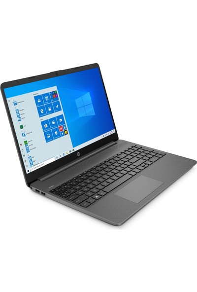 "HP 15S-FQ2050NT Intel Core i3 1125G4 4GB 128GB SSD Windows 10 Home 15.6"" FHD Taşınabilir Bilgisayar 481H5EA"