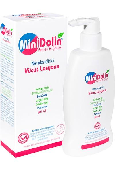 Minidoll Minidolin Bebek & Çocuk Nemlendirici Vücut Losyonu 250ML