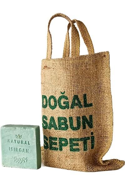 Lalolive Natural Isırgan Yağlı Bitkisel Sabun Sepeti 1 kg