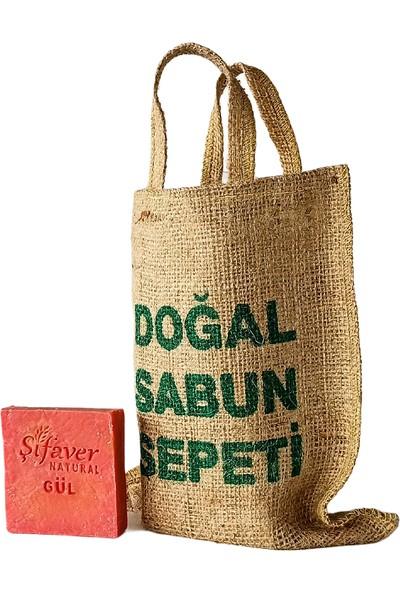 Lalolive Natural Gül Yağlı Bitkiselsabun Sepeti 1 kg