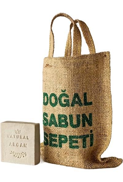 Lalolive Natural Argan Yağlı Bitkisel Sabun Sepeti 1 kg